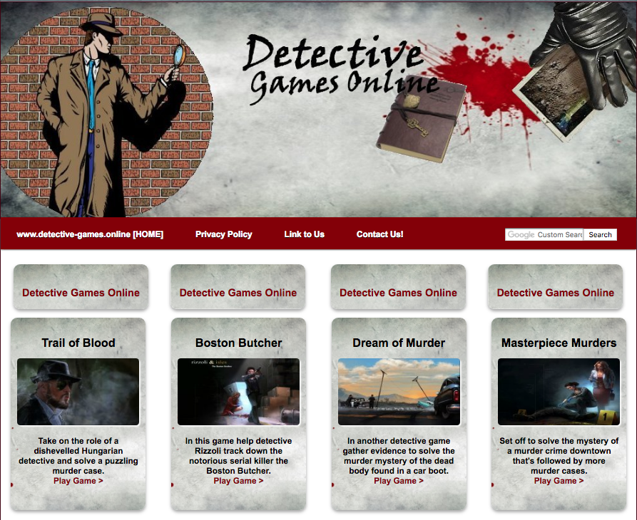 Forensic Science Games 2019 - True Crime Forensics