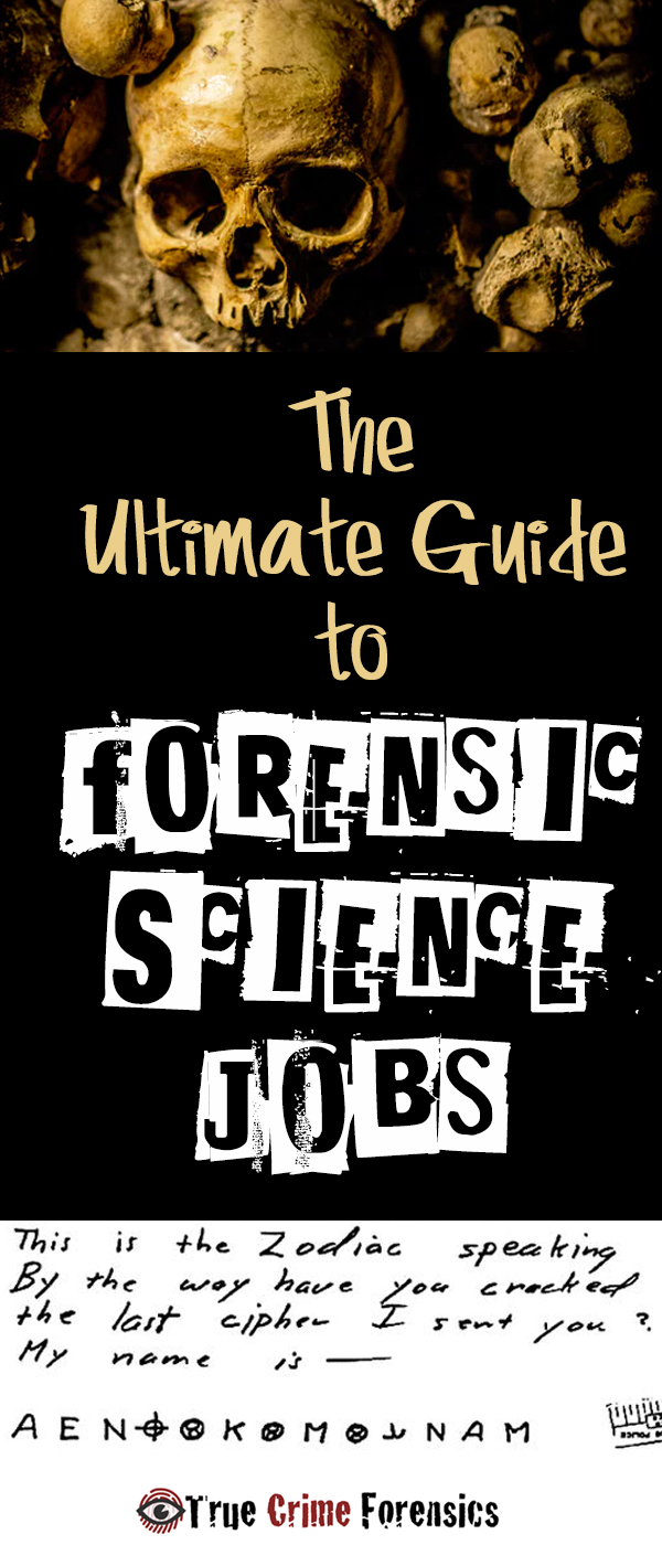 Forensic Science Jobs: The Ultimate Guide for 2019 - True