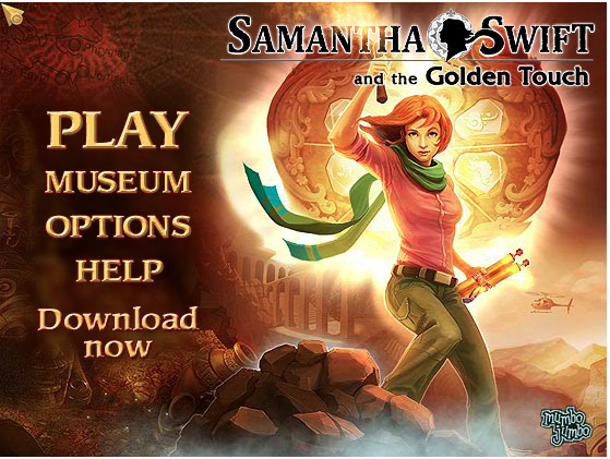 Nancy Drew Detective Game: Samantha Swift and the Golden Touch