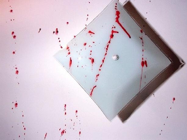 blood cast off pattern