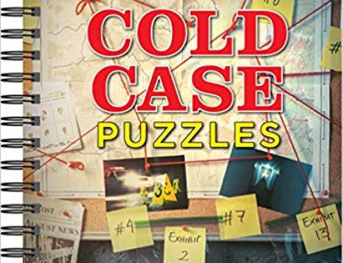 Forensic and True Crime Puzzle Books | Brain Games