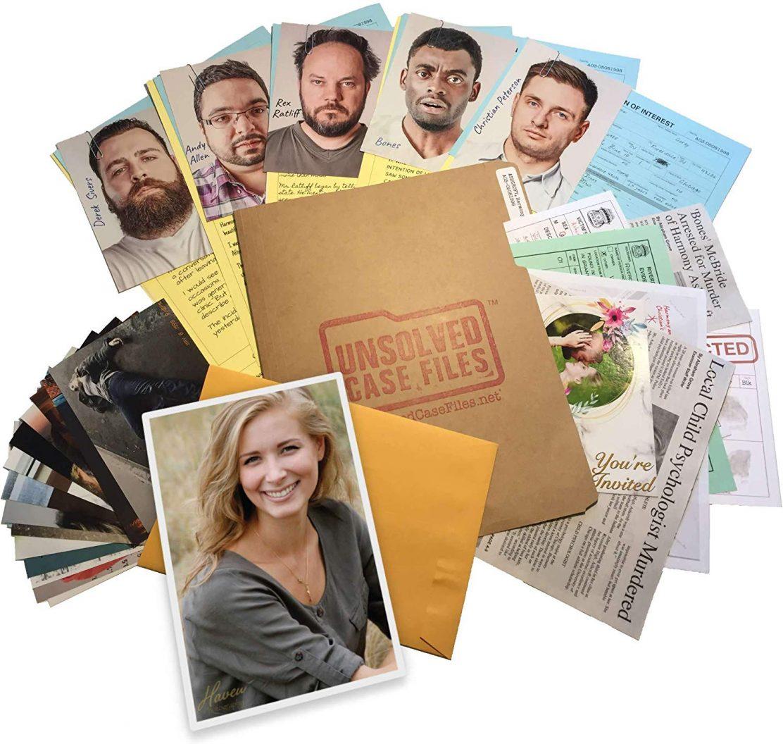 Unsolved Case Files - Ashcroft, Harmony - True Crime ...